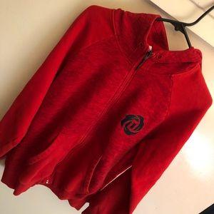 Adidas D Rose zip up hoodie